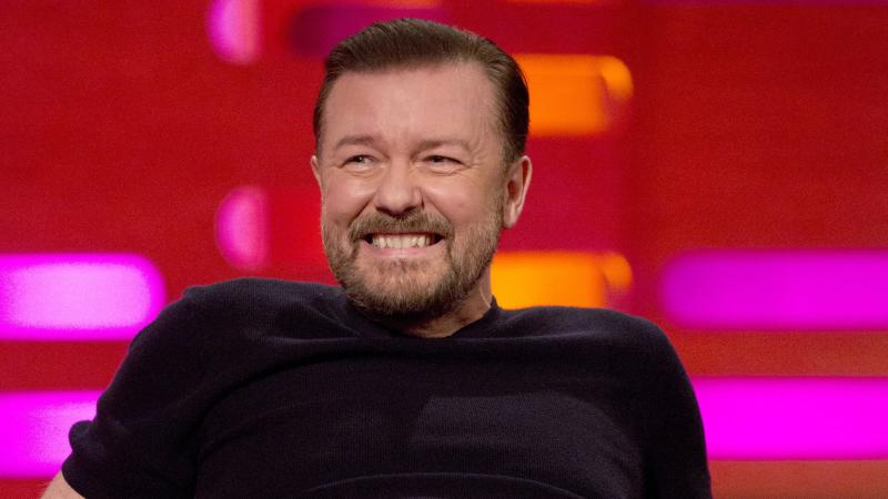 Hollywood, brace yourself! Ricky Gervais to return as Golden Globes host