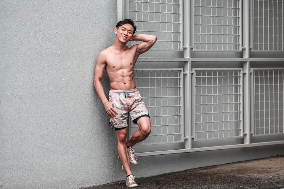 Peps Goh is an actor, as well as a fight design and coordinator.