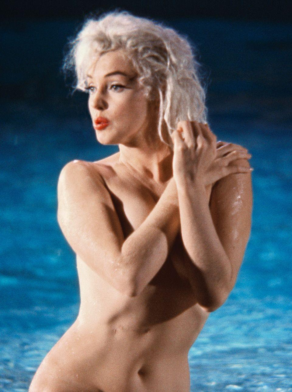"""<p>""""You're already famous, now you're going to make me famous,"""" Schiller said to Marilyn Monroe on the set of Something's Got to Give.</p>"""