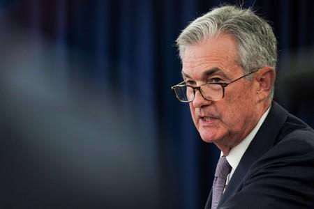 Time is now for Fed to boost security holdings, Powell says