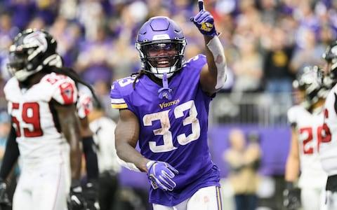 <span>Dalvin Cook was the focus of the Vikings' offense</span> <span>Credit: Getty Images </span>