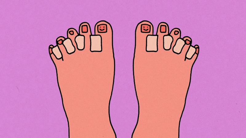 Pedicures for Men: Everything You Need to Know