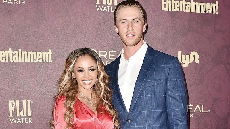 'Riverdale' Star Vanessa Morgan Marries Michael Kopech