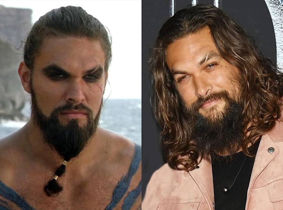 Jason Momoa, Game of Thrones