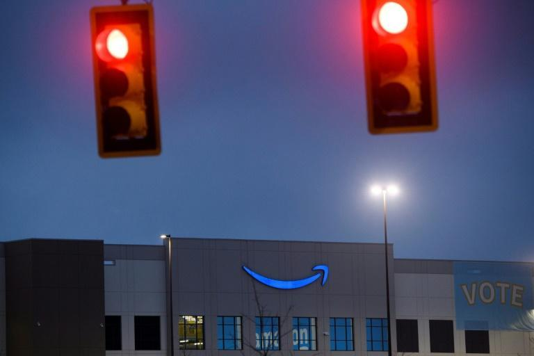 Union representatives even wonder if Amazon pressured local officials to speed up a traffic light so they have less time to speak to drivers coming to work