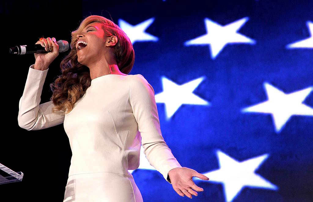 "Anthems and halftime: As if singing at a presidential inaugural ball weren't enough, Alicia Keys will be checking off ""super bowl national anthem"" from her bucket list. (Of course, many viewers still recall Whitney Houston's patriotic blast -- and sung live, according to Mom.) Another inaugural performer, Beyoncé, got some heat for lip-synching before the president, but anticipation's high, anyway, for her halftime set list. But the halftime search gold standard on Yahoo! may still belong to Janet Jackson and Justin Timberlake, who coined the phrase ""wardrobe malfunction,"" which quickly entered the celebrity lexicon."