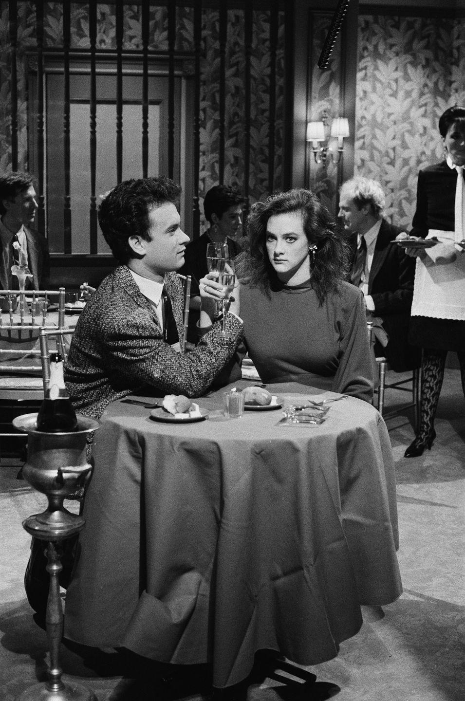 """<p>When Lorne Michaels returned to produce <em>SNL</em> in 1985, he hired all new cast members, including Joan Cusack. After the season received low ratings, he fired nearly all of them, including Joan.</p><p><strong>RELATED:</strong> <a href=""""https://www.goodhousekeeping.com/life/g24225041/celebrities-related-to-each-other/"""" rel=""""nofollow noopener"""" target=""""_blank"""" data-ylk=""""slk:Celebrities You Didn't Know Were Related"""" class=""""link rapid-noclick-resp"""">Celebrities You Didn't Know Were Related</a></p>"""