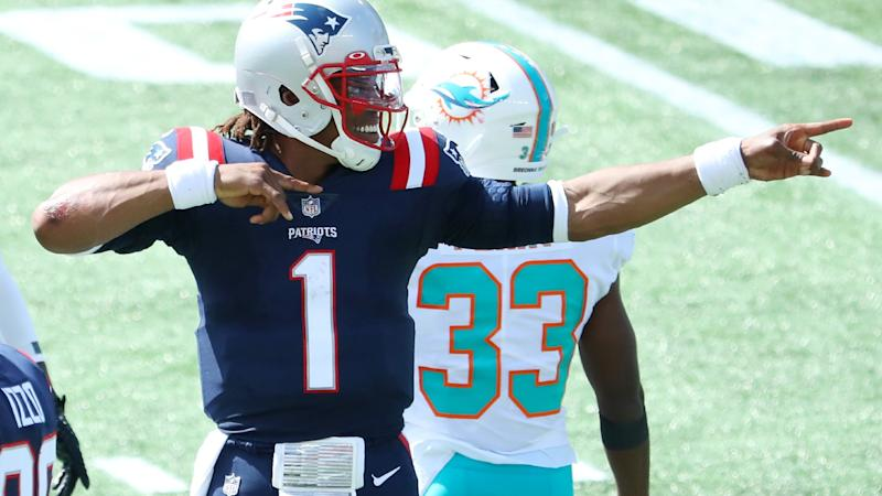 Breaking down Cam Newton's Patriots debut: Flashes of 'Superman,' but questions remain after win over Dolphins