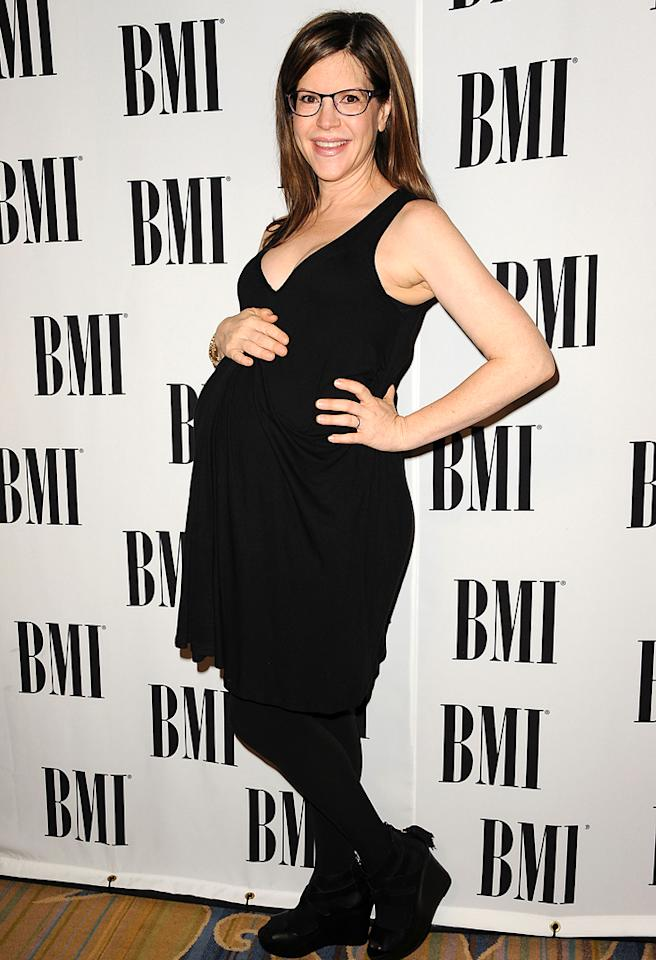BEVERLY HILLS, CA - MAY 15:  Lisa Loeb attends the 60th annual BMI Pop Music Awards at the Beverly Wilshire Four Seasons Hotel on May 15, 2012 in Beverly Hills, California.  (Photo by Jason LaVeris/FilmMagic)