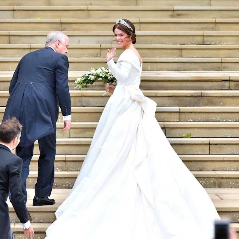 Princess Eugenie Wedding.The Top 5 Moments From Princess Eugenie And Jack Brooksbank S Royal