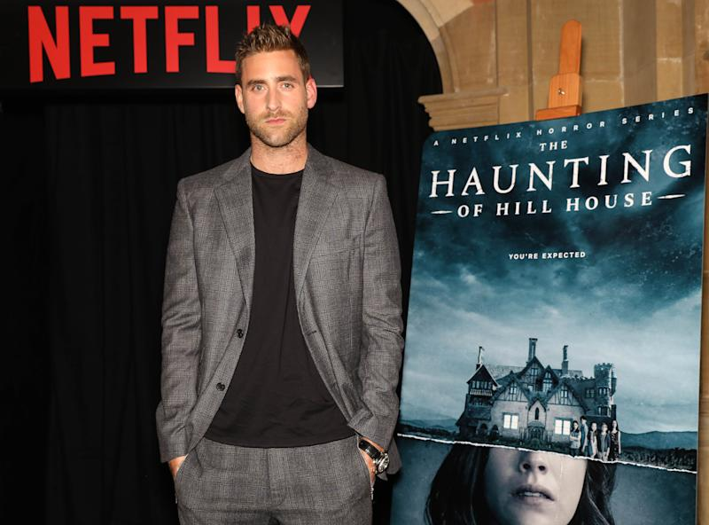 "LONDON, ENGLAND - OCTOBER 02: Oliver Jackson-Cohen attends a special screening of Netflix's ""The Haunting of Hill House"" at The Welsh Chapel on October 2, 2018 in London, England. (Photo by David M. Benett/Dave Benett/WireImage)"