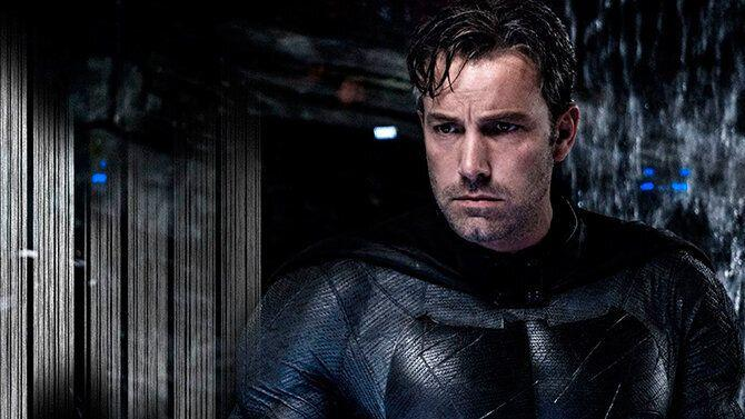 Ben Affleck como Batman (©Warner Bros Pictures.)