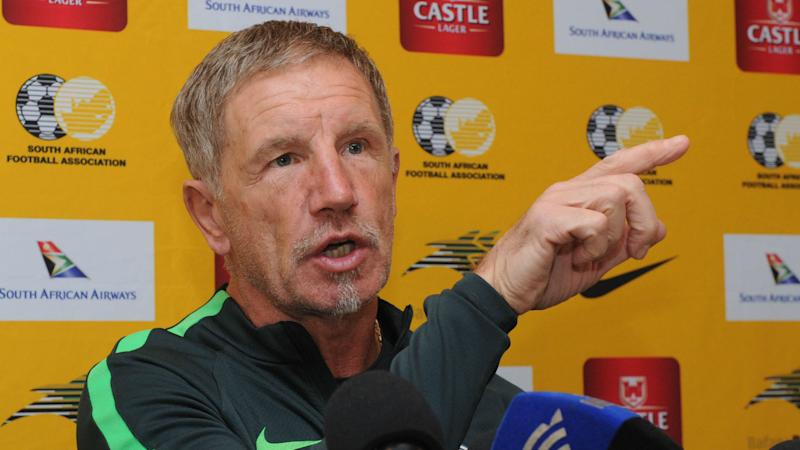 Bafana Bafana squads for Afcon and Cosafa tournaments announced