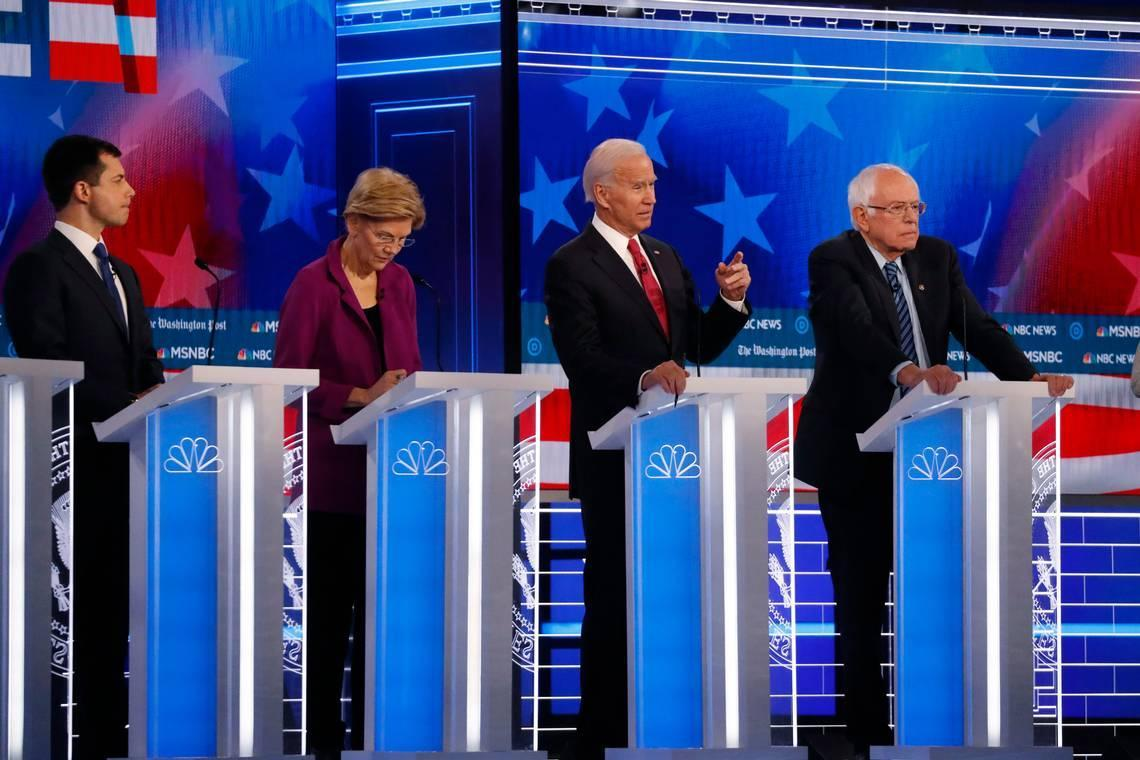 Five things Californians may not know about the top presidential candidates