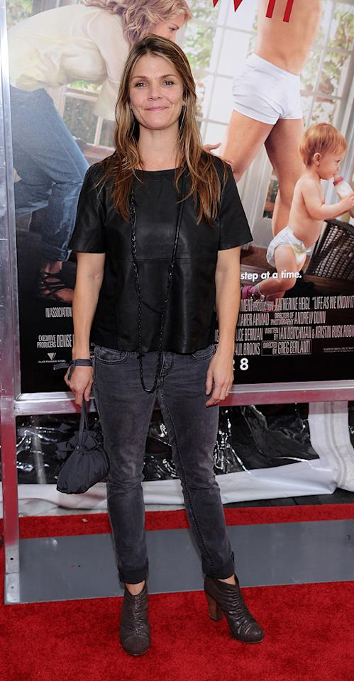 "<a href=""http://movies.yahoo.com/movie/contributor/1800019404"">Kathryn Erbe</a> at the New York City premiere of <a href=""http://movies.yahoo.com/movie/1810126237/info"">Life as We Know It</a> on September 30, 2010."