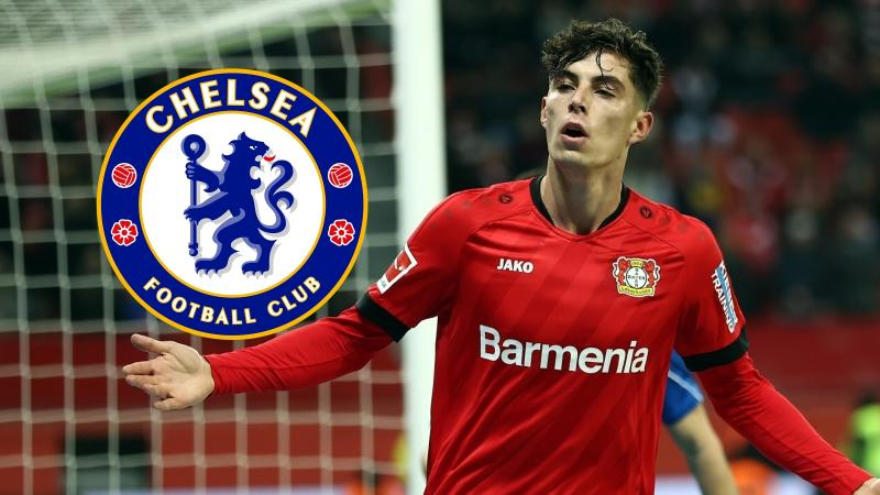 New Chelsea signing Havertz reveals how Lampard influenced his Stamford Bridge move