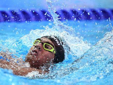 Swimmer Srihari Nataraj satisfied with performance at FINA World Championships, wants to continue training in India
