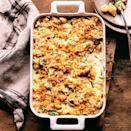"""<p>We'll let you in on a little secret: crushed Ritz Crackers are the key to a seriously crunchy topping!</p><p><em><a href=""""https://www.goodhousekeeping.com/food-recipes/a34275158/spinach-and-artichoke-mac-and-cheese-recipe/"""" rel=""""nofollow noopener"""" target=""""_blank"""" data-ylk=""""slk:Get the recipe for Spinach and Artichoke Mac & Cheese »"""" class=""""link rapid-noclick-resp"""">Get the recipe for Spinach and Artichoke Mac & Cheese »</a></em></p>"""