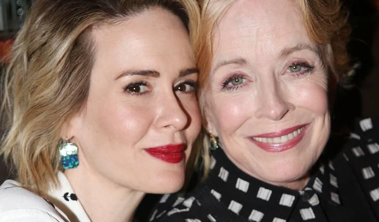 Sarah Paulson Doesn't Want to Label Her Sexuality — And That's Cool