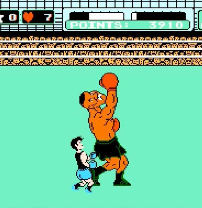 <p>Do I need to give words to why you shouldn't fuck with <em>Punch-Out!!</em>'s 30-something-foot-tall approximation of Mike Tyson? Look at the damn picture. <em>—B.L.</em></p>