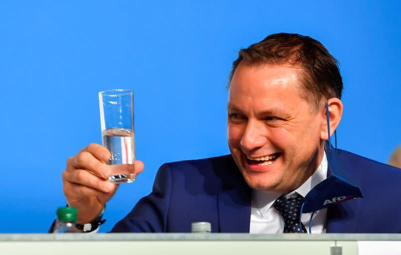 FILE PHOTO: Aternative for Germany (AfD) holds party congress in Dresden