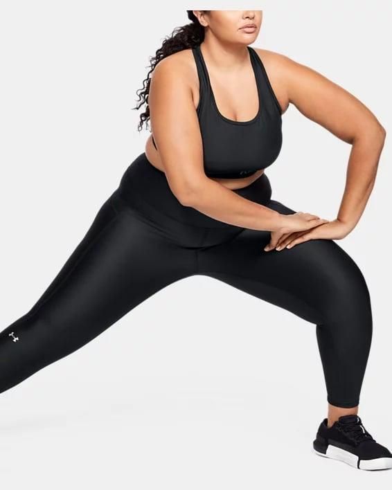 <p>These <span>Under Armour HeatGear Armour Ankle Crop</span> ($45) leggings are cute, comfortable, and easy to move in. You'll be in love.</p>