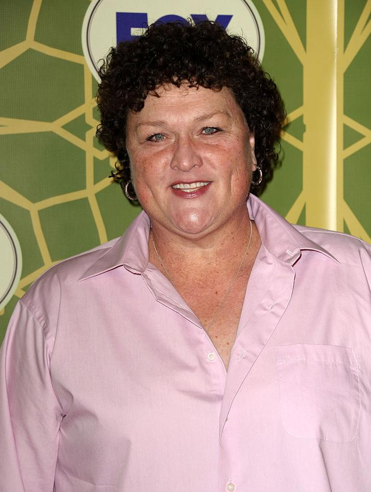 """<a href=""""/dot-marie-jones/contributor/46988"""">Dot-Marie Jones</a> (""""<a href=""""/glee/show/44113"""">Glee</a>"""") attends the 2012 Fox Winter TCA All-Star Party at Castle Green on January 8, 2012 in Pasadena, California."""