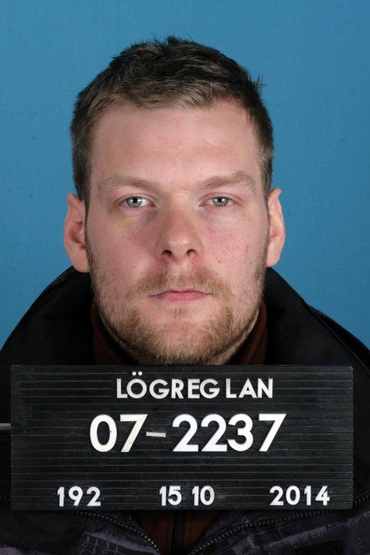 Sindri Thor Stefansson is thought to have fled on a plane that was also carrying Iceland's Prime Minister