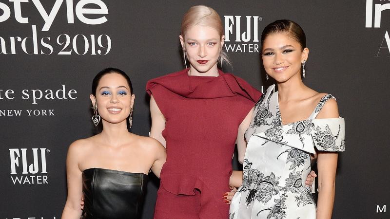 """The """"Euphoria"""" Women Went Totally Glam and Grown Up for the InStyle Awards"""