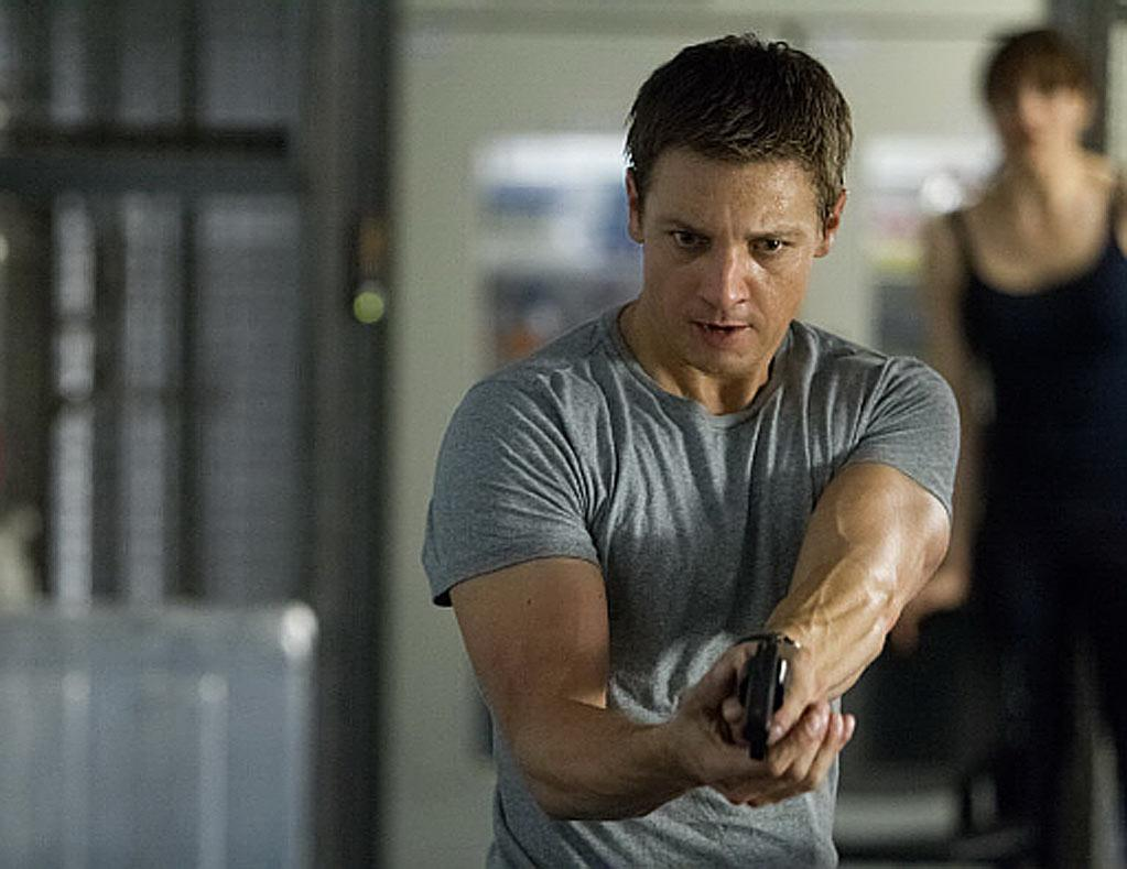 """Jeremy Renner in Universal Pictures' """"The Bourne Legacy"""" - 2012"""