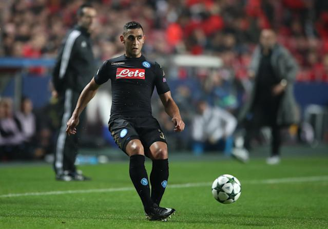 <p><strong>Manchester United</strong><br><br><strong>Ins: </strong>Alexis Sanchez (swap deal with Arsenal), linked with Faouzi Ghoulam(pictured)<br><br><strong>Outs:</strong> James Wilson (Sheffield Utd, loan), Henrikh Mkhitaryan (swap deal from Arsenal) </p>