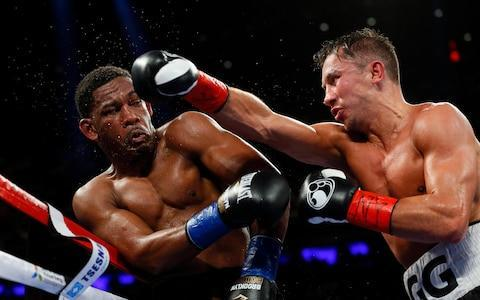 <span>GGG, like Canelo, is renowned for his brutal punching power</span> <span>Credit: USA Today </span>