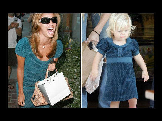 <h4>Lola Sheen</h4> <p>Lola Rose Sheen, 3-year-old daughter of Denise Richards and ex-husband Charlie Sheen, is a little angel. Her cuteness beggars description.</p>