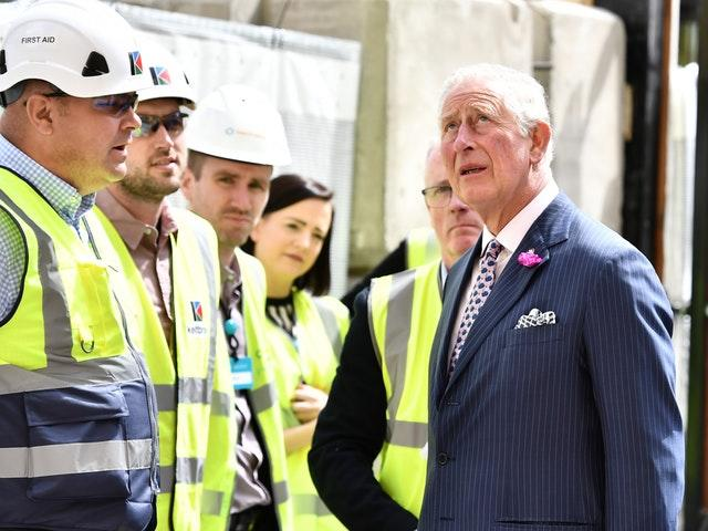 Royal visit to Northern Ireland