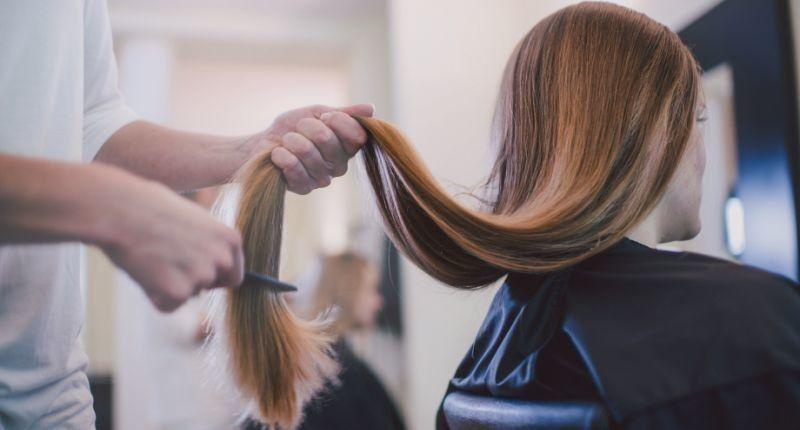 A bridesmaid has sparked anger after cutting her hair ahead of her friend's wedding. [Photo: Getty]