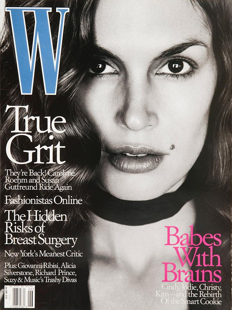 How tall is cindy crawford-3576