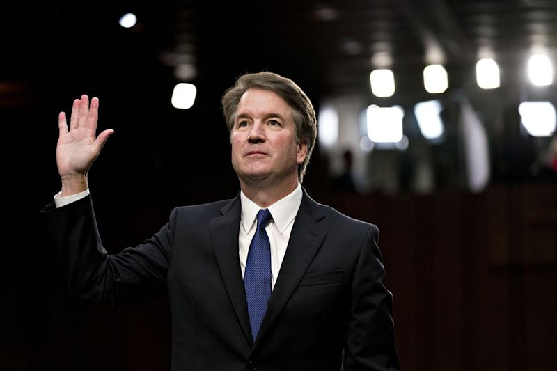 Kavanaugh Says He's 'Not Going Anywhere' in Fox News Interview