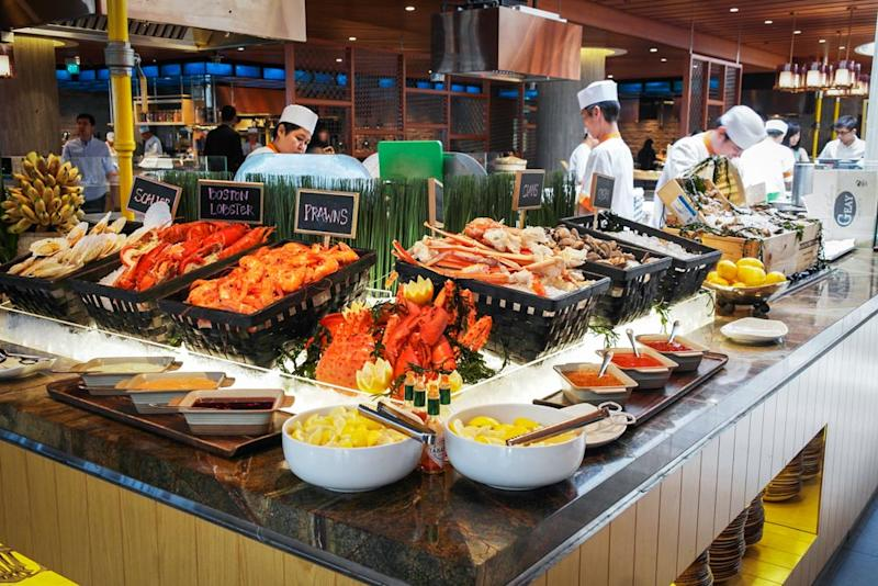 Best Buffet Brunch In Laguna Beach