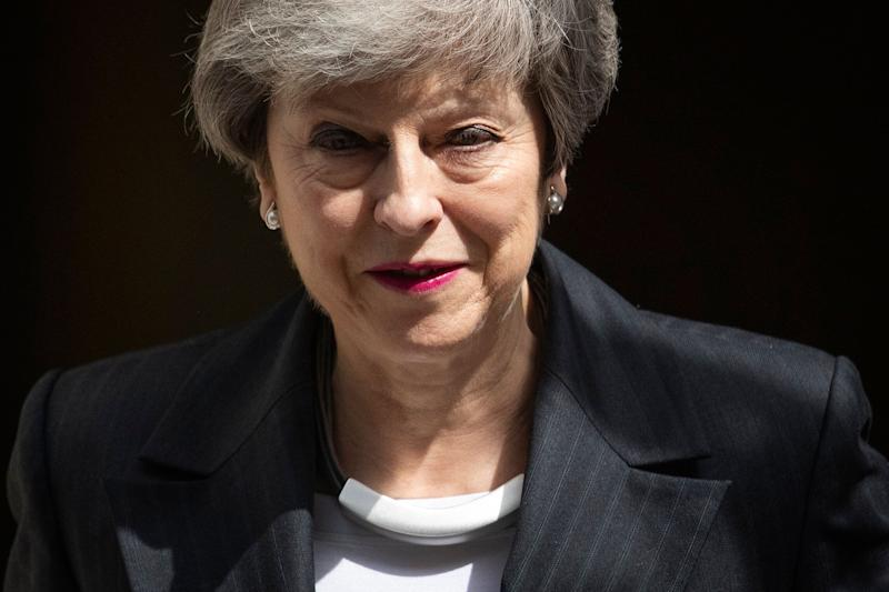 'Theresa May expected to quit as UK PM on Friday'