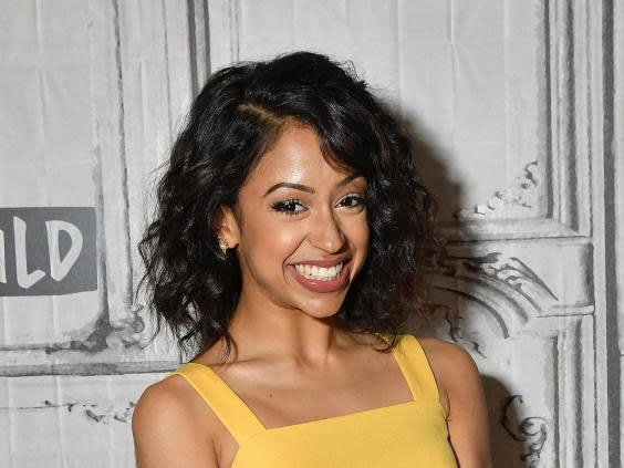 Liza Koshy apologised for 'unknowingly perpetuating racist ideas' in old videos (Getty Images)