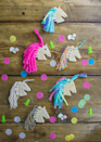 "<p>Whip up some <a href=""https://www.countryliving.com/diy-crafts/g4965/salt-dough-ornament-ideas/"" rel=""nofollow noopener"" target=""_blank"" data-ylk=""slk:DIY salt dough"" class=""link rapid-noclick-resp"">DIY salt dough</a>, and transform the shapes into these magical little creatures.</p><p><strong>Get the tutorial at <a href=""http://letsdosomethingcrafty.com/make-rainbow-unicorn-salt-dough-ornaments/"" rel=""nofollow noopener"" target=""_blank"" data-ylk=""slk:Let's Do Something Crafty"" class=""link rapid-noclick-resp"">Let's Do Something Crafty</a>.</strong></p><p><strong><a class=""link rapid-noclick-resp"" href=""https://www.amazon.com/d/Cookie-Cutters/Ann-Clark-Unicorn-Cookie-Cutter/B01EZ5SV24?tag=syn-yahoo-20&ascsubtag=%5Bartid%7C10050.g.23489709%5Bsrc%7Cyahoo-us"" rel=""nofollow noopener"" target=""_blank"" data-ylk=""slk:SHOP UNICORN COOKIE CUTTERS"">SHOP UNICORN COOKIE CUTTERS</a><br></strong></p>"