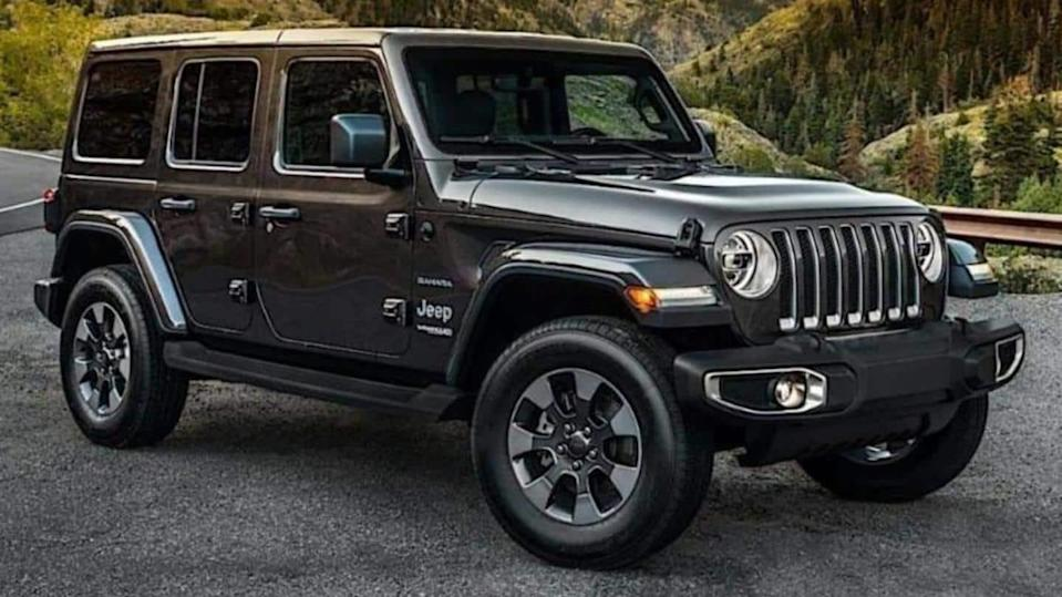 2021 Jeep Wrangler to debut in Unlimited and Rubicon variants