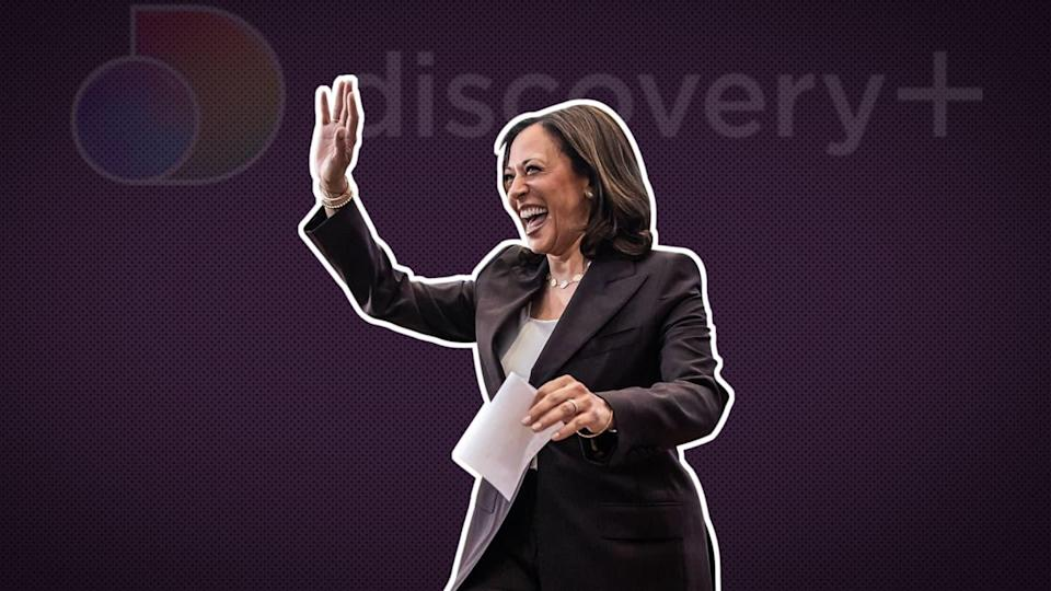 Kamala Harris to feature in Earth Day special on Discovery+
