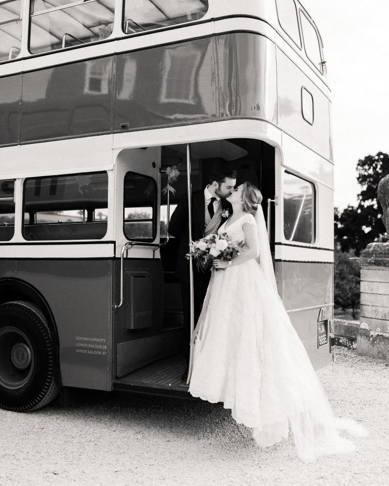 How Much Should a Couple Plan to Spend on Transportation for Their Wedding Guests?