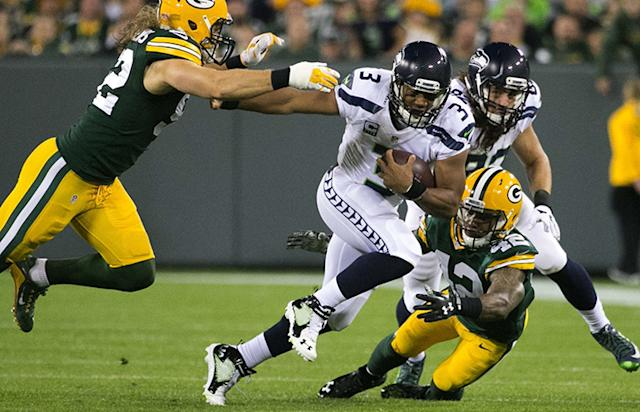 Image result for seattle seahawks green bay packers