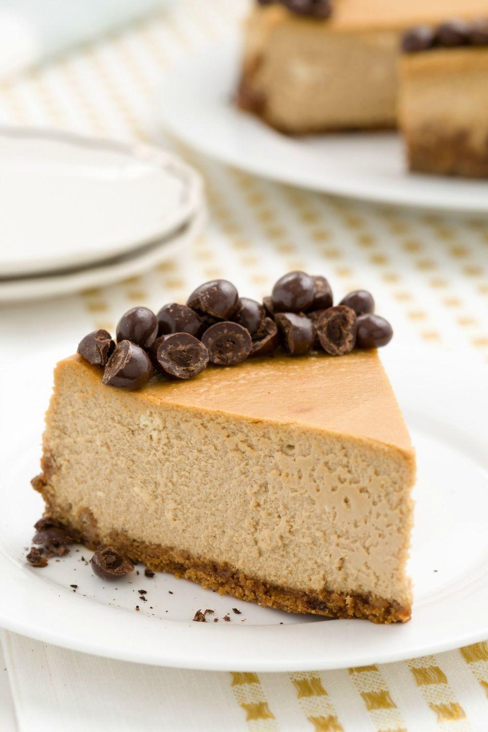 """<p>This is the best way to get a caffeine boost.</p><p>Get the recipe from <a href=""""/cooking/recipe-ideas/recipes/a43590/cappuccino-cheesecake-recipe/"""" data-ylk=""""slk:Delish"""" class=""""link rapid-noclick-resp"""">Delish</a>.</p>"""