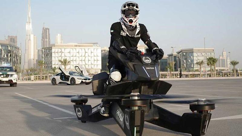 Hoversurf Hoverbike S3 3