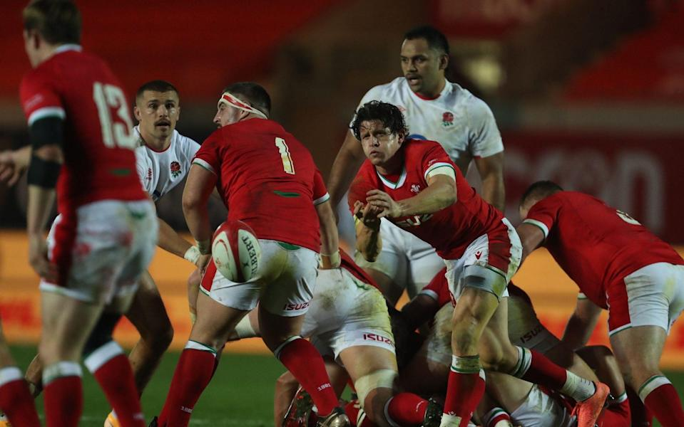 Wales may have ultimately lost to England, but they showed enough fight to give hope - GETTY IMAGES