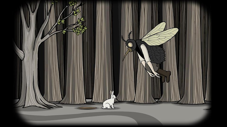 'Rusty Lake Paradise' is a stylish puzzle game that will is well worth checking out.