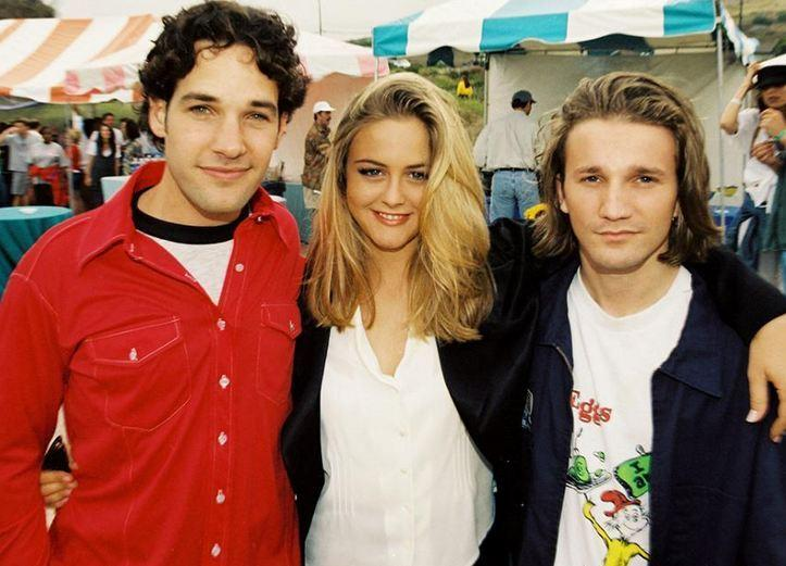 Clueless' Premiere Flashback! See Alicia Silverstone, Paul